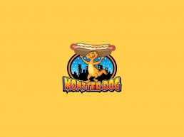Logo Monster Dog